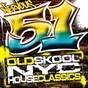 Compilation 51 Old School NYC House Classics avec Just Us / 111 First Street / Sec Bondi / All In the House / Choice Vibe...