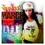 Compilation Nervous march 2011 top 8 avec DJ Mike Cruz / Chris Lake / Alex Seda / Byron Stingily / Inaya Day...
