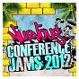 Compilation Nurvous conference jams 2012 avec No Artificial Colours / F3 / Dana Bergquist / Ivan Wentur / Nolan...