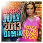 Compilation Nervous july 2013 - DJ MIX avec DJ Mello / KC Anderson / Rafa Barrios / Roter & Lewis / Mauro Gi...