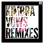Album Vows remixes de Kimbra