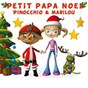Album Petit papa noël de Pinocchio