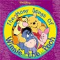Compilation The many songs of winnie the pooh avec The Chieftains / Jim Cummings / Disney Studio Chorus / Pooh / Rabbit...