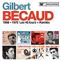 Album 1968 - 1970 : Les 45 tours + Raretés de Gilbert Bécaud