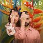 Album Entre nos terres de Andriamad