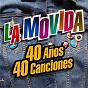 Compilation La movida: 40 años, 40 canciones avec Ciudad Jardín / Radio Futura / Nacha Pop / Alaska Y Los Pegamoides / Duncan Dhu...