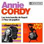 Album Les trois bandits de napoli / fleur de papillon de Annie Cordy