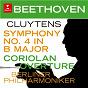 Album Beethoven: symphony no. 4, op. 60 & coriolan overture, op. 62 de André Cluytens / Ludwig van Beethoven
