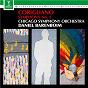 Album Corigliano: symphony no. 1 de Daniel Barenboïm