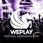 Compilation Weplay festival essentials 2019 avec Brandon / Gotlucky / Sam Collins / Dominica / Sebastien Drums...