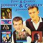 Compilation Los EP's Originales avec Johnny / Tony & Charley / Johnny & Charley