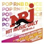 Compilation Nrj hit music only 2016 avec Glory / LP / Feder / Alex Aiono / Kendji Girac...