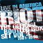 Album Live in america: the official bootleg box set, vol. 3 (1981-1988) de Riot