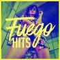 Album Fuego hits de Los 40, Exitos Actuales, Super Exitos Latinos