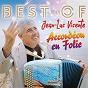 Album Accordéon en folie de Jean-Luc Vicente
