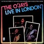 Album Live in london de The O'jays
