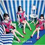 Album Magic of love de Perfume