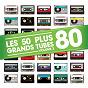 Compilation Les 50 plus grands tubes 80 vol 3 avec Patricia Kaas / Daniel Balavoine / Michel Sardou / Elli Medeiros / Catherine Lara...