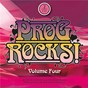 Compilation Prog rocks!: volume 4 avec The Flower Kings / Atlantis / Camel / Nucleus / Quintessence...