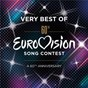 Compilation Very best of eurovision song contest - a 60th anniversary avec Udo Jürgens / Lys Assia / Domenico Modugno / Gigliola Cinquetti / Sandie Shaw...