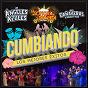 Compilation Cumbiando avec Playa Limbo / Los Angeles Azules / Grupo Cauaveral de Humberto Pabon / La Sonora Dinamita / Kika Edgar...