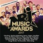 Compilation Nrj music awards 2017 avec Indochine / Calvin Harris / Soprano / Justin Bieber / Bloodpop®...