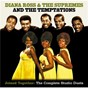 Album Joined together: the complete studio sessions de The Temptations / Diana Ross