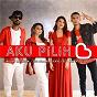 Album Aku pilih B de MK / Balan Kashmir / Zizi Kirana / Jeryl Lee