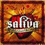 Album Blood stained love story de Saliva