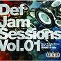 Compilation Def jam sessions, vol. 1 avec Bobby V / Nas / Redman / Fabolous / Bleu Davinci...
