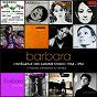 Album L'intégrale des albums studio de Barbara
