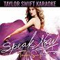 Album Speak now (karaoke version) de Taylor Swift