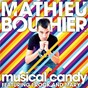 Album Musical candy de Mathieu Bouthier