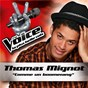 Album Comme un boomerang - the voice : la plus belle voix de Thomas Mignot