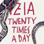 Album Twenty times a day de Izia