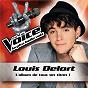 Album The voice : la plus belle voix de Louis Delort