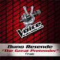 Album The great pretender - the voice 2 de Resende Nuno