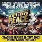 Compilation Urban peace 3 avec Sexion d'Assaut / Youssoupha / Ayna / Casseurs Flowters / Orelsan...