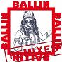 Album Ballin (remixes) de Bibi Bourelly