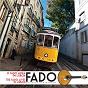 Compilation O fado mora em lisboa avec Manuel de Almeida / Joachin Rodrigo / Deolinda Maria / Carlos do Carmo / Ivone Ribeiro...