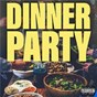 Compilation Dinner party avec Adam Naas / Carla Bruni / Jp Cooper / Norah Jones / The Commodores...