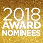 Compilation 2018 award nominees avec Chris Stapleton / Luis Fonsi / Daddy Yankee / Justin Bieber / Logic...