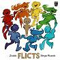 Album Flicts de Sérgio Ricardo / MPB 4 / Quarteto Em Cy