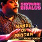 Album Hands of rhythm de Giovanni Hidalgo