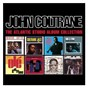 Album The atlantic studio album collection de John Coltrane