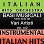 Album Basi musicale nello stilo dei vari artisti (instrumental karaoke tracks) vol. 102 de Italian Hitmakers