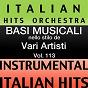 Album Basi musicale nello stilo dei vari artisti (instrumental karaoke tracks) vol. 113 de Italian Hitmakers