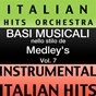 Album Basi musicale nello stilo dei medleys (instrumental karaoke tracks) vol. 7 de Italian Hitmakers