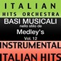 Album Basi musicale nello stilo dei medleys (instrumental karaoke tracks) vol. 12 de Italian Hitmakers