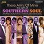 Compilation These Arms of Mine: The Birth of Southern Soul avec Ray Charles / Carol Fran / Brook Benton / James Brown / The Famous Flames...